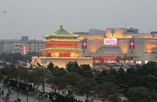 2019国庆节期间 西安成为高铁游最大发彩票热门 目的地