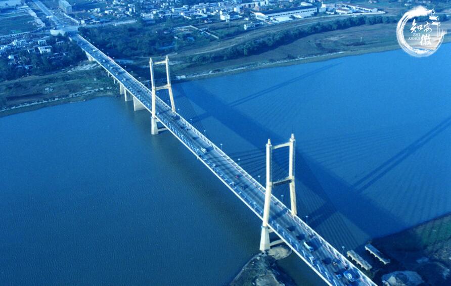 淮河大桥(韩金辉/摄影)