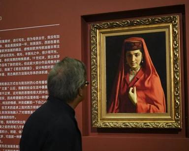 """中国美术馆:中国现当代美术的""""世界之窗"""""""