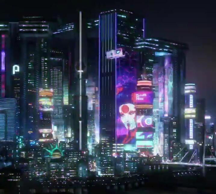 《赛博朋克2077》公布夜之城照片游戏可能会有照相模式