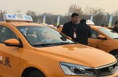 """助力西安国际马拉松赛 400辆""""小黄蜂""""提供大发彩票服务"""