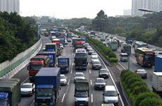 国庆节长假大发彩票大发彩票电脑 高速公路累计通车近1233万辆