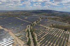 大发彩票大发彩票电脑 最大光伏电站项目在铜川建成投运 总投资40亿元