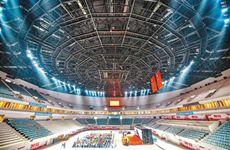 陕发布全运会筹备情况 所有场馆预计明年6月底前交付