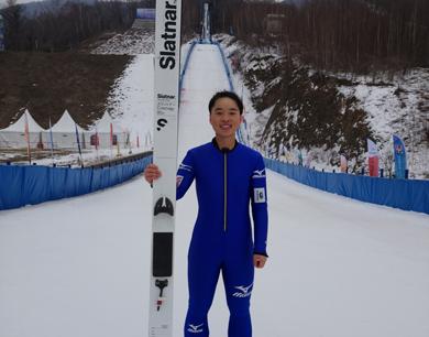 江西首枚全国冬运会金牌诞生!