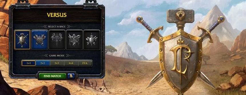 《魔兽争霸3重制版》大量游戏截图与人物模块曝光