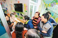 国际盲人节来临 22位盲人为福利院孩子送温暖