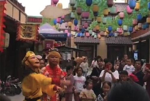 """网红飞饼""""孙大圣"""" 舞出""""精彩""""人生"""