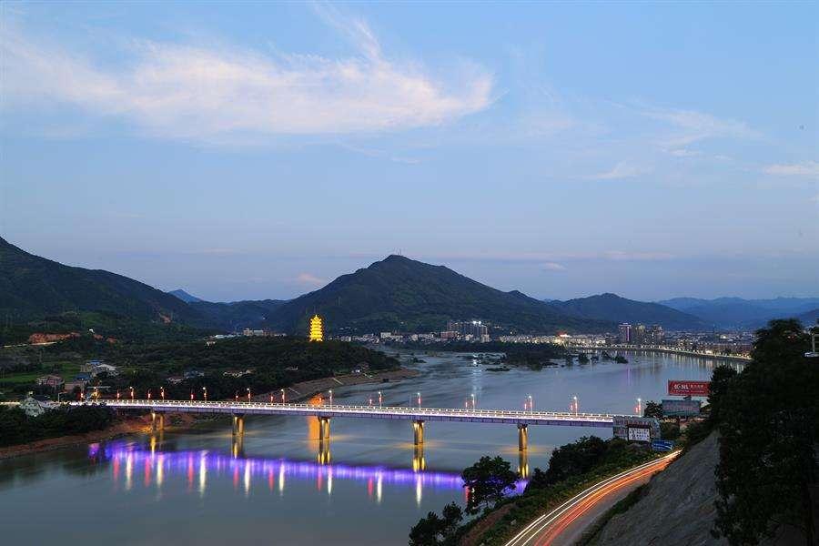"""永州市江永县荣获2019""""中国天然氧吧""""称号"""
