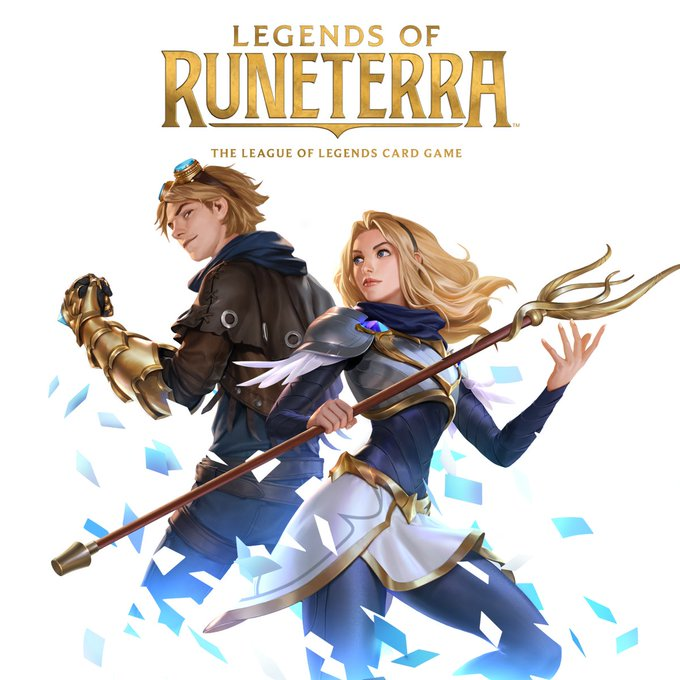 RIOT公布免费卡牌游戏《Legends of Runeterra》