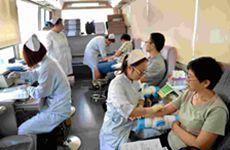 在西安市区献血 33家省市医疗机构可直接报销血费