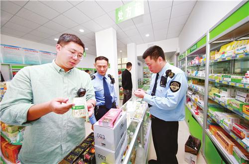 滁州開展打擊食品藥品違法犯罪行動