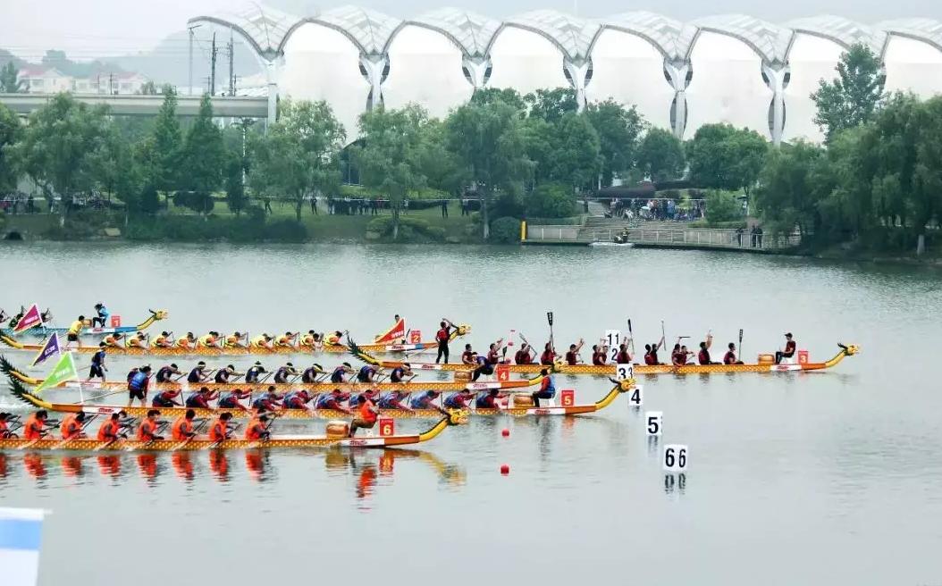 11月1日,东钱湖将迎国际龙舟顶级赛事!