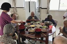 """西安初步构建起城市社区""""15分钟养老圈""""雏形"""
