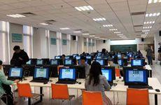 """2019年""""法考""""主观题考试结束 西安考区5257人参加"""