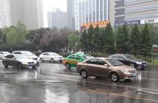 今明两天西安市还有雨 最低气温将跌至8℃