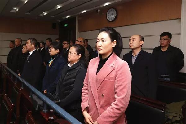 黑龙江高院举办第三场国家工作人员旁听庭审活动:法治学习之旅,