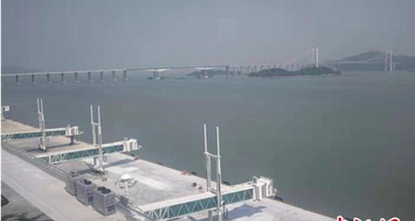 """广州:全国规模最大邮轮母港综合体开港运营""""class="""