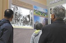 陕西省庆祝中华人民共和国成立70周年成就展见闻