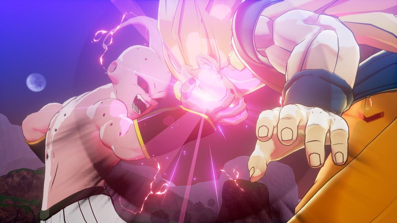 《龙珠Z:卡卡罗特》公布最新游戏角色激战截图