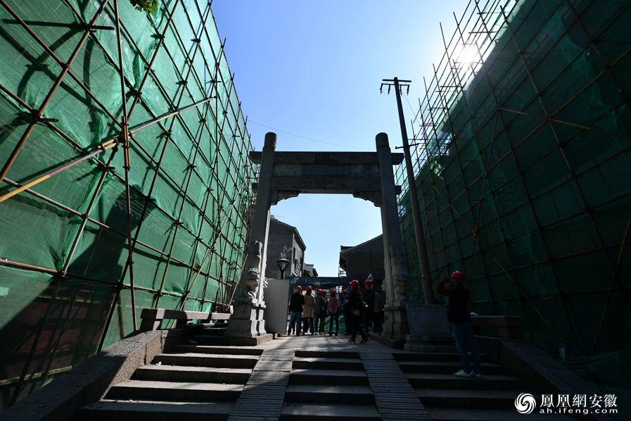 安徽又一历史文化街区将于今年元旦亮相