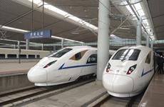 铁路加开列车39列 服务第26届中国杨凌农高会