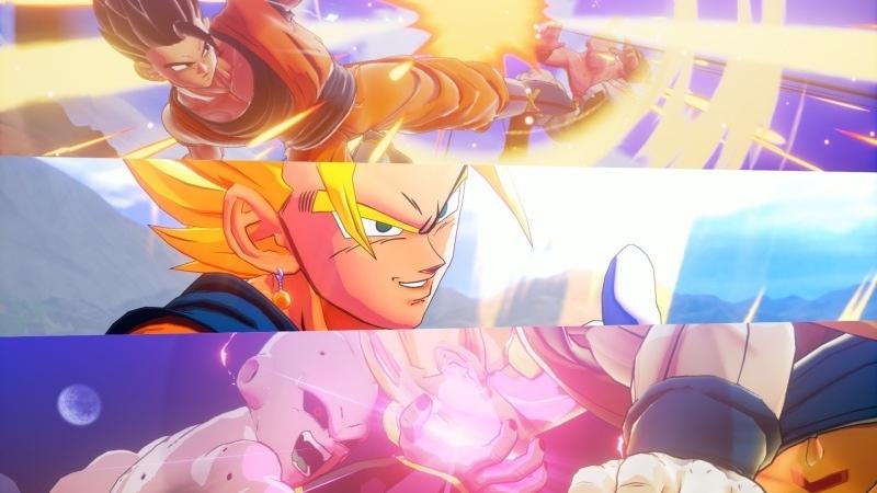 《龙珠Z:卡卡罗特》公布最新游戏角色激战截图 供玩家欣赏