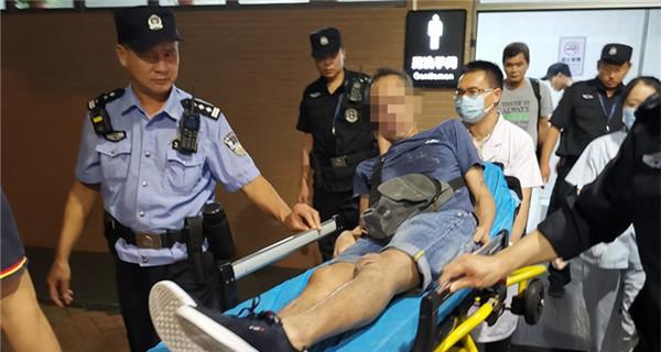 香港旅客因脑梗晕倒口岸深港两地联动化险为夷