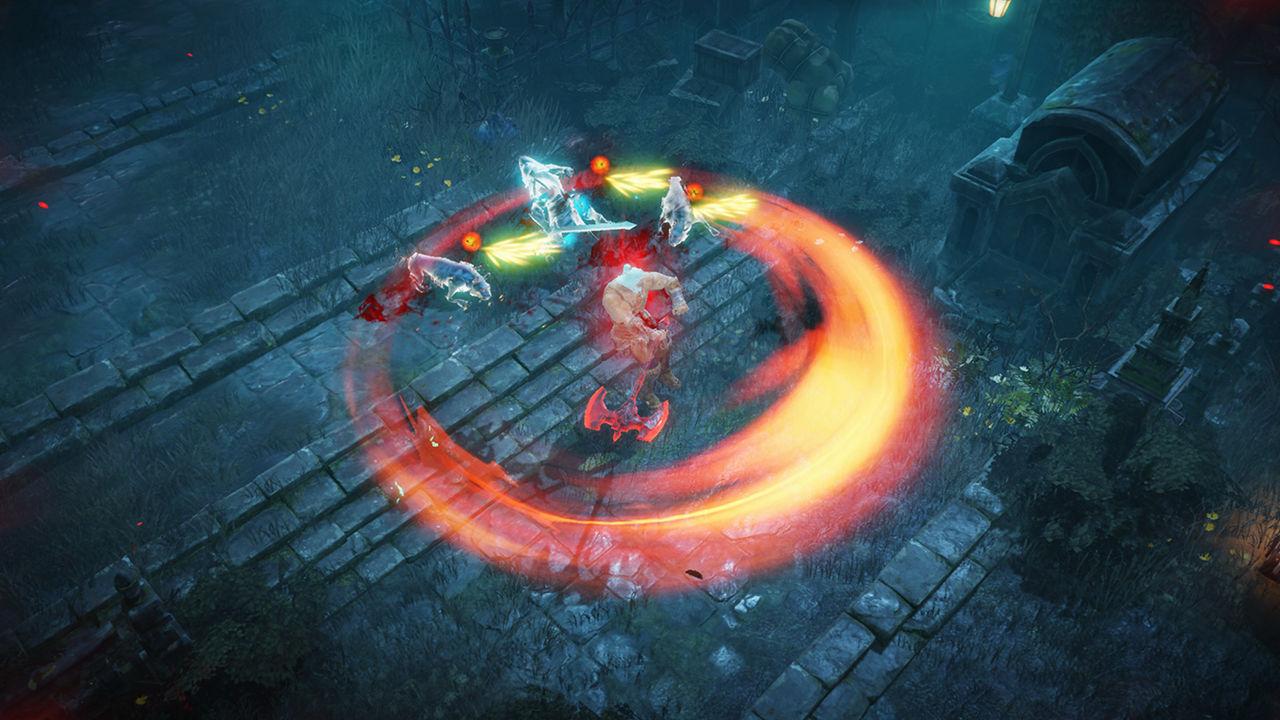 《暗黑破坏神:不朽》情报更新 开放猎魔人试玩