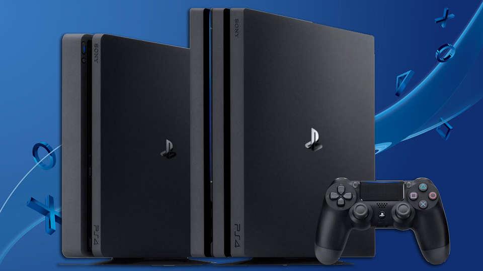 PS4上半年出货数达到1亿280万台 历史销量排上第二