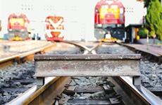 118岁最老钢轨现身宝鸡 已被中国铁道博物馆收藏