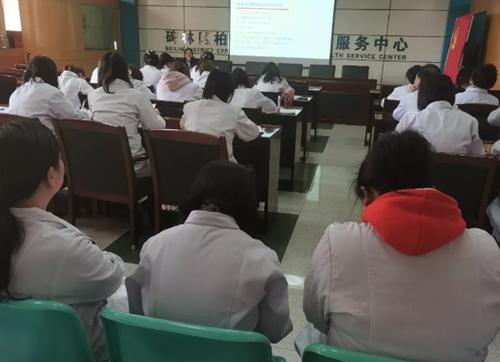 西安市第一医院:加强院感及传染病知识培训 提