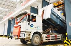 日处理2250吨 西安首个全负荷接收生活垃圾项目投运
