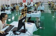 陕西31名选手参加全国残疾人职业技能大赛