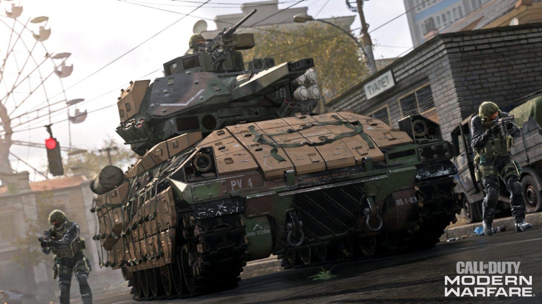 《使命召唤:现代战争》各平台上架