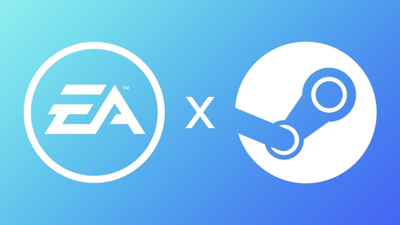 冒蒸汽的马克杯预告成真:EA与Valve合作 官宣回归Steam平台