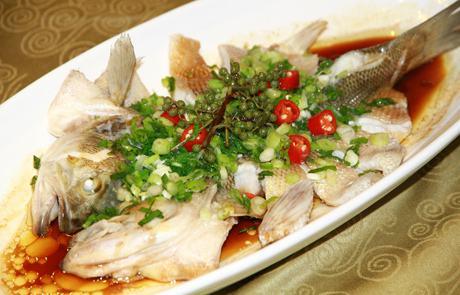 美味白蕉海鲈 | 舌尖上的一鱼十吃