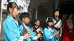 苏州戏曲走进学校 学生传承传统文化