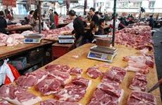 陕西生猪省平均售价每公斤为34.23元 比6日下降10.35%