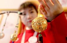 """陕西历史博物馆打造文创产品矩阵 让文创""""国宝""""可看又可用"""