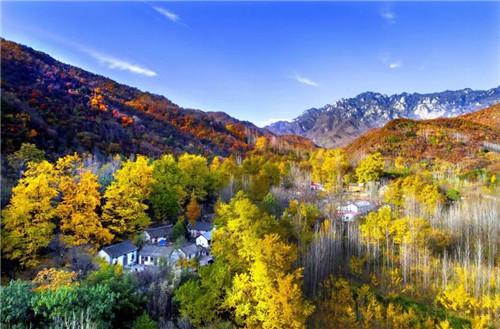 嵩县的这些美景千万别错过