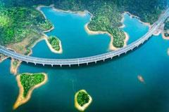 庐山西海顺利通过国家5A景区景观质量评审