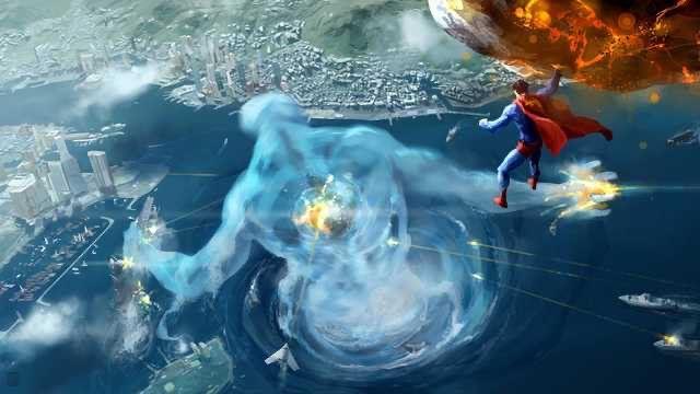 """传华纳开发""""超人""""游戏多年但一直在打掉重做"""