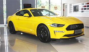 Mustang黑曜魅影特别版售39.06万元