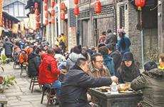 """陕西省:用""""美食+美景""""新模式打造乡村旅游特色品牌"""