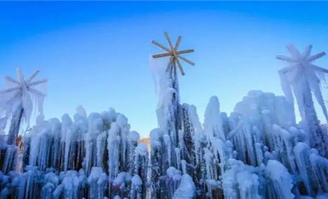 """看了嵩县的冬景 终于知道为什么那么多诗人爱冬天了"""" width="""