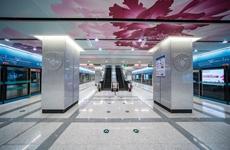 西安地铁实施常态化客流控制 周一周五控流站点较多