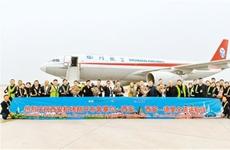 西安又开两条国际全货运航线 预计年货邮吞吐量将达1.5万吨