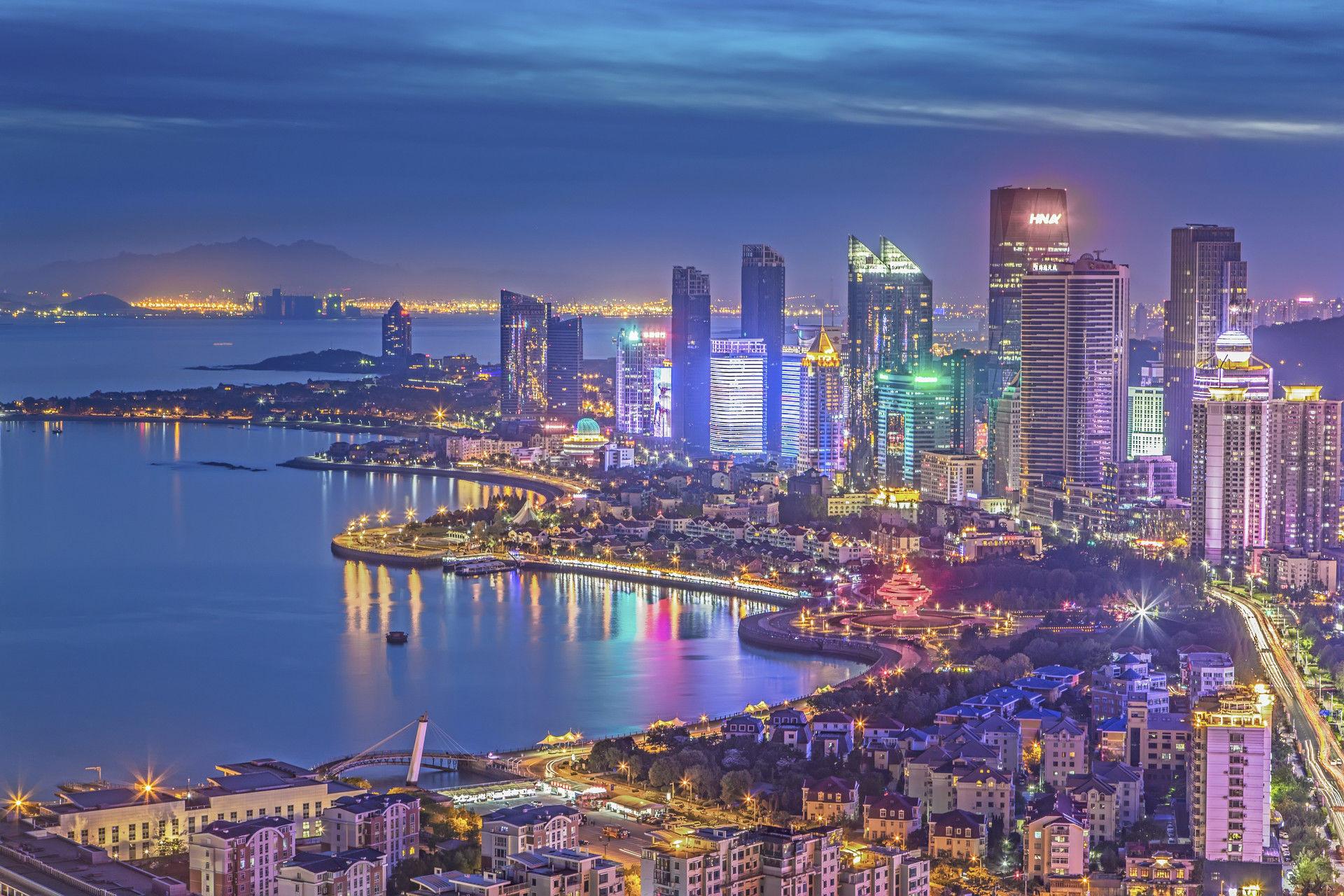 新闻资讯_首届全国夜间经济十佳城市发布 青岛入围两榜单_青岛频道_凤凰网