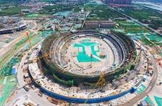 西安奥体中心多个配套设施项目开工建设 总投资超过100亿元